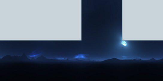 贴图素材五套高分辨率(1024x1024)skybox(天空盒)贴图