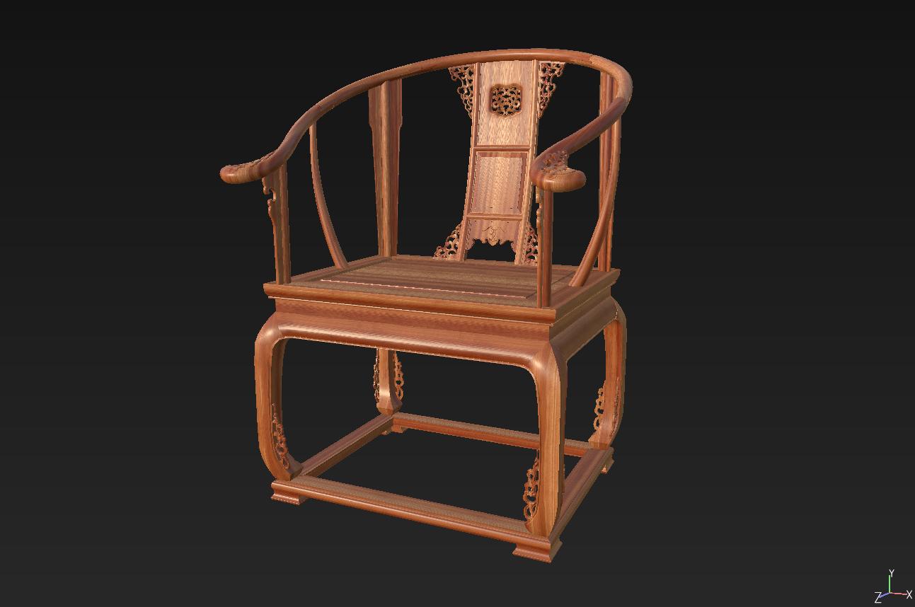 线形椅子设计图纸