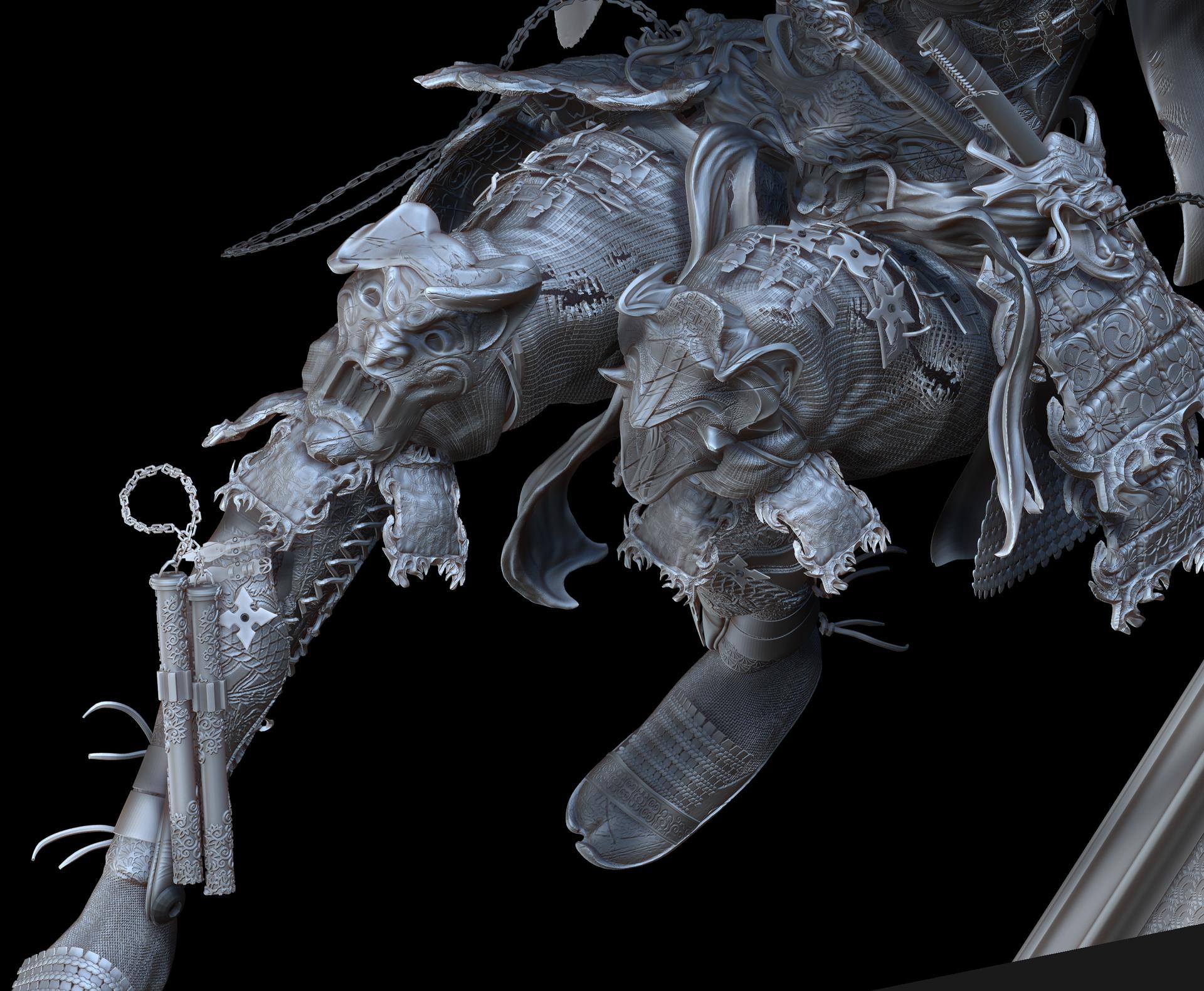 哥伦比亚,波哥大三维雕塑大神caleb nefzen作品,我只想说,好!牛!逼!