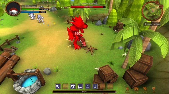 unity3d 游戏源码Top-Down RPG Starter Kit 完整项目包-CG模型网