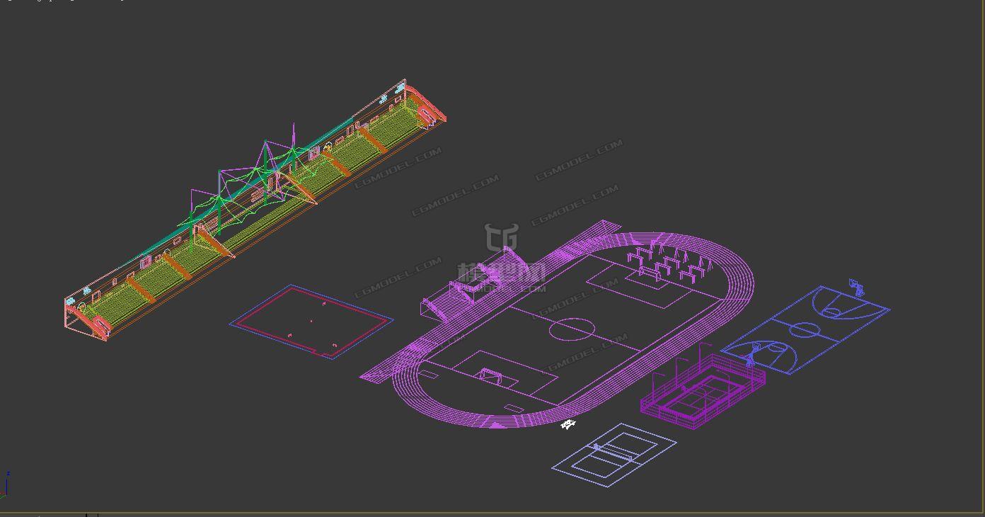 体育场,看台,篮球场,乒乓球桌,羽毛球场门球场北京渔阳滑雪场电话图片