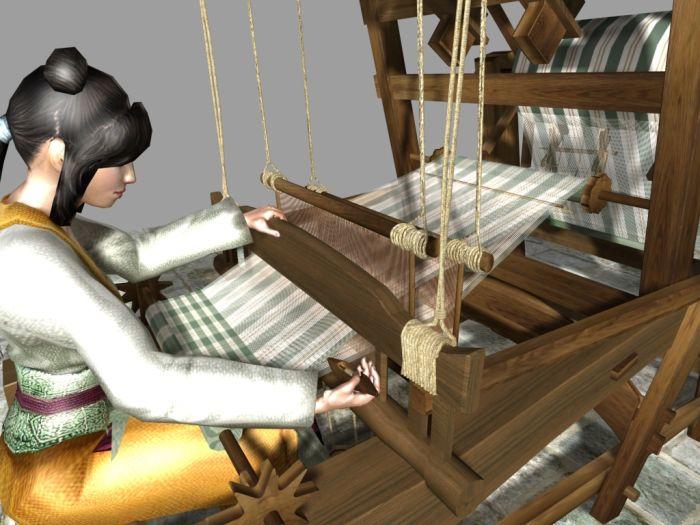 织布机视频_织布机-CG模型网(cgmodel)-专注CG模型