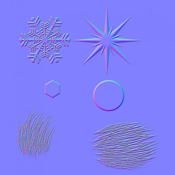ps绘制字体插件法线来一点贴图六合无绝对片图片