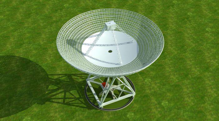 卫星电视接收器_精细卫星接收器,天线,卫星锅,天文台