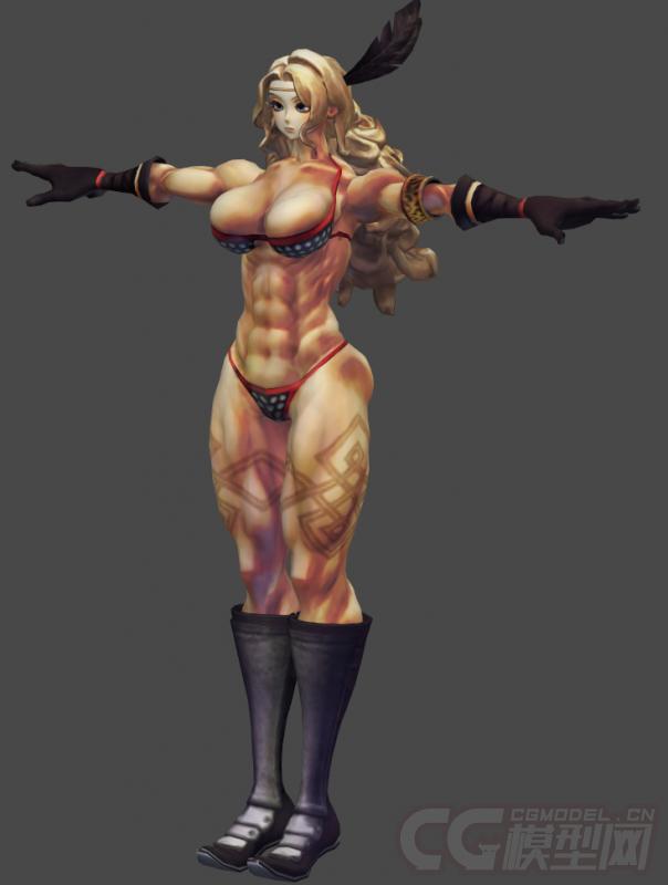 魔龙宝冠 亚马逊女战士