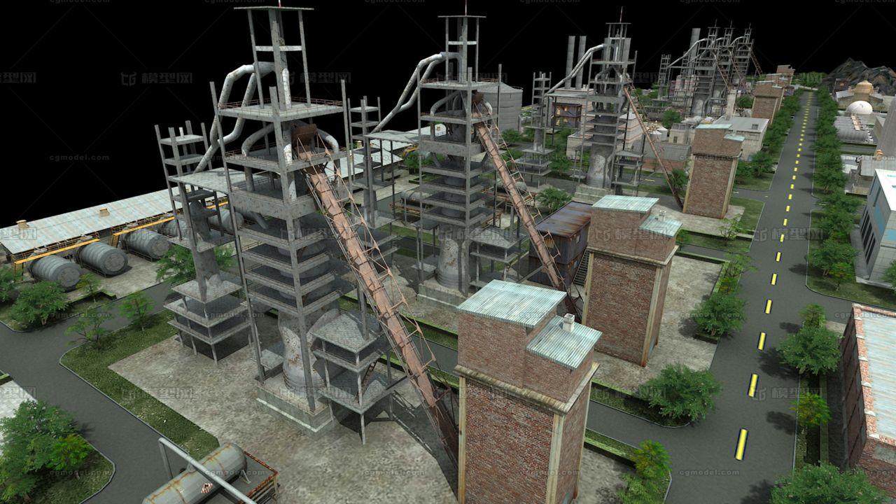 渤海炼钢厂_渤海重工431厂室外出户管怎么绘制图片
