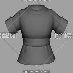 角色衣服基础模型01 男人 人物 Dmxdmx Cg模型网