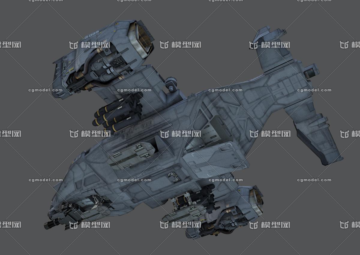 qq网络电话机_高质量 科幻运输机 写实 宇宙飞船 科幻飞船 太空飞船 SCIFI 战舰 ...