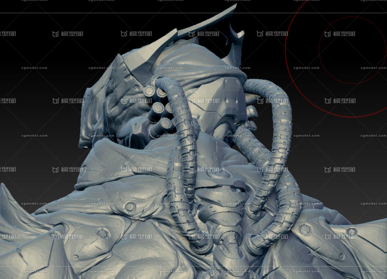 原理战甲WarframeGilgameshZBRUSH分图纸星际电路图电磁炉部件苏泊尔图片