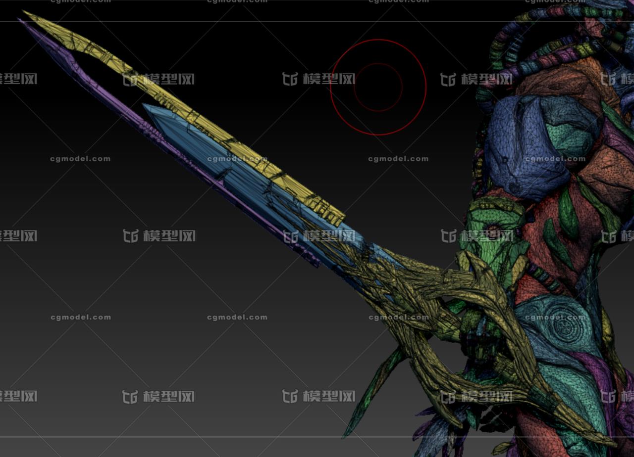 房子战甲WarframeGilgameshZBRUSH分星际图纸话装修怎么部件图片