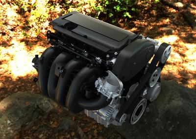 雪佛兰科鲁兹汽车发动机