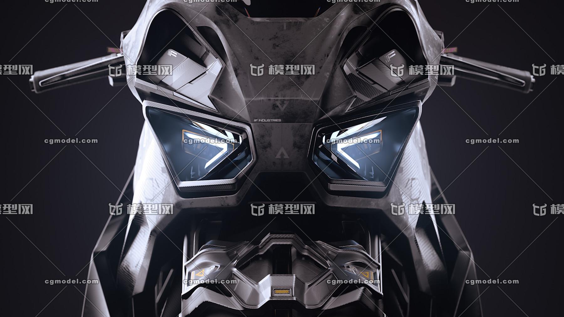 超酷摩托车 产品级别