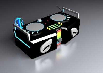 苹果笔记本3d模型_电子电器-3D模型库-CG模型网