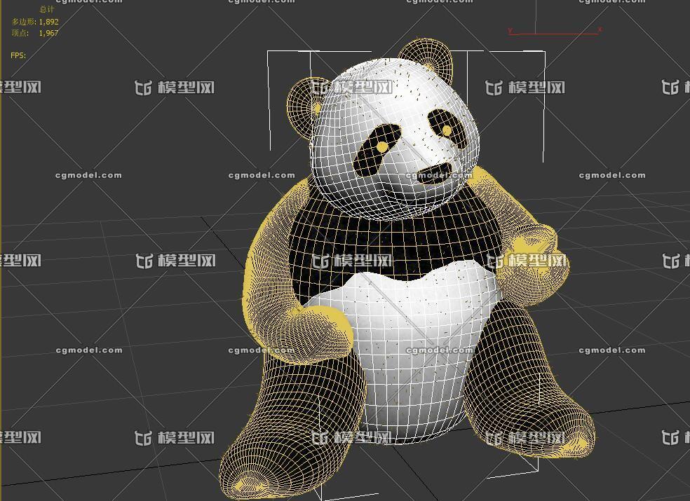 游戏岩浆贴图_玩具熊猫、毛绒玩具、布娃娃、人偶、道具玩偶、卡通模型玩伴 ...