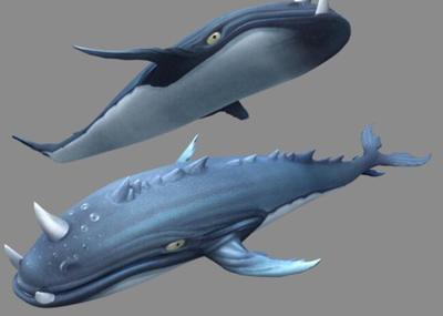 独角巨鲸_搜索模型