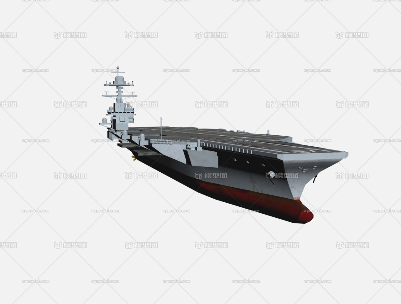 导弹驱逐舰哈尔滨舰_杰拉尔德·R·福特号航空母舰-军舰-船艇-尔歌Ethel-CG模型网