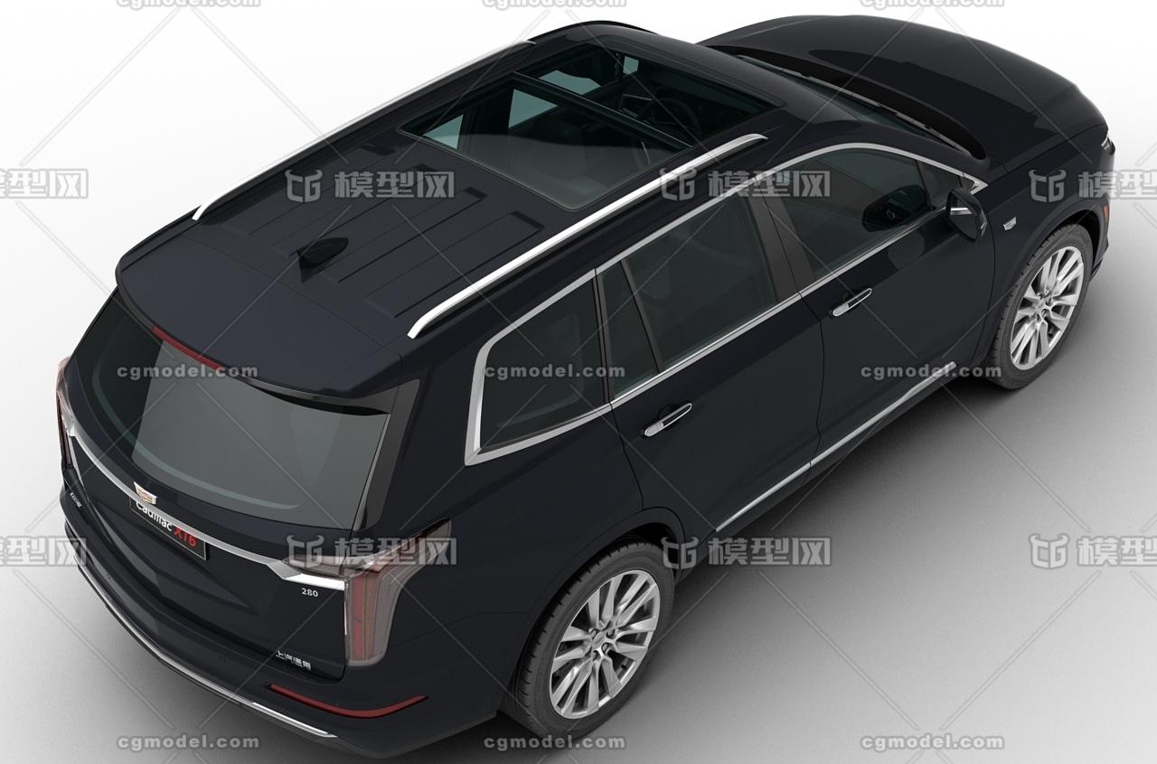 2020款凯迪拉克xt6 Xt6 Cadillac 凯迪拉克suv 此版不带内饰